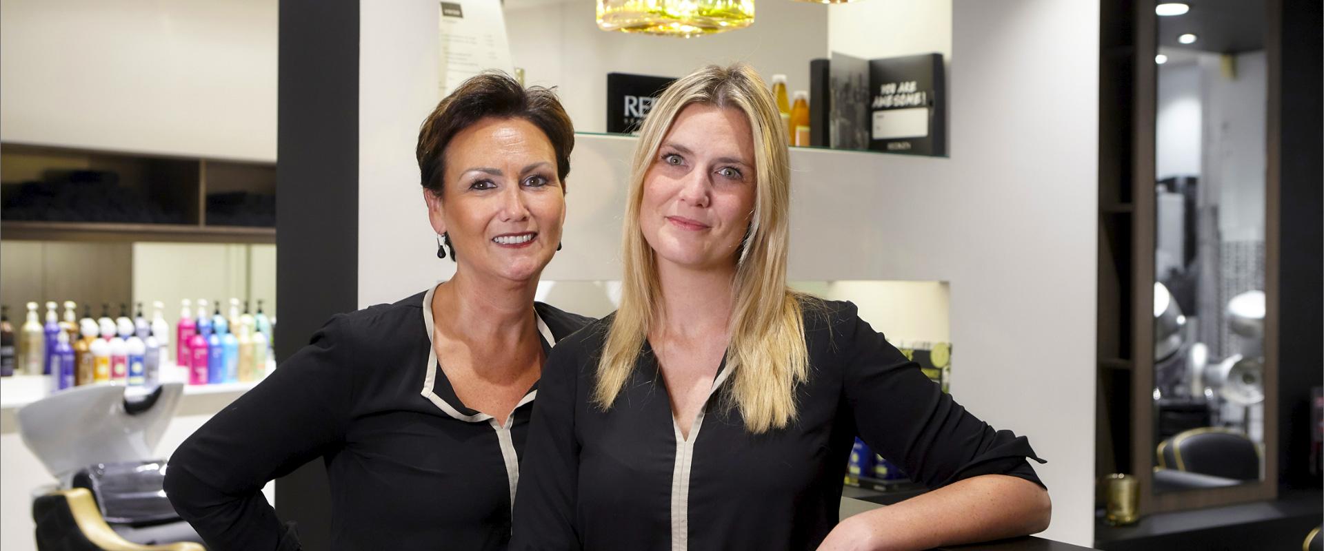 Melissa en Karin