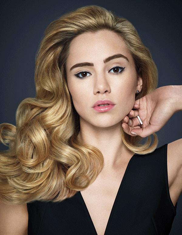 verso hair model redken 3